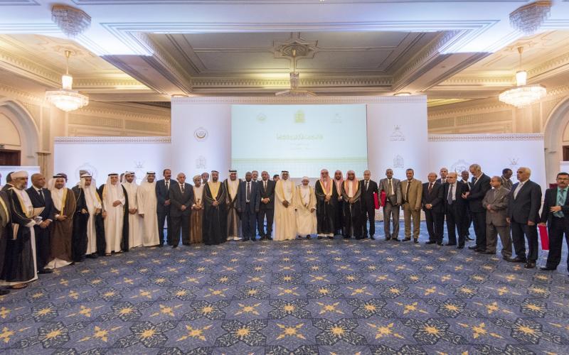 مشاركة المحكمة العليا في المؤتمر السابع لرؤساء المحاكم العليا في الدول العربية