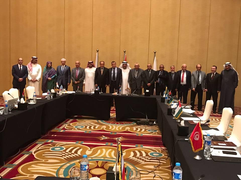 مشاركة المحكمة العليا في الإجتماع الثاني للجمعية العامة للاتحاد العربي للقضاء الإداري